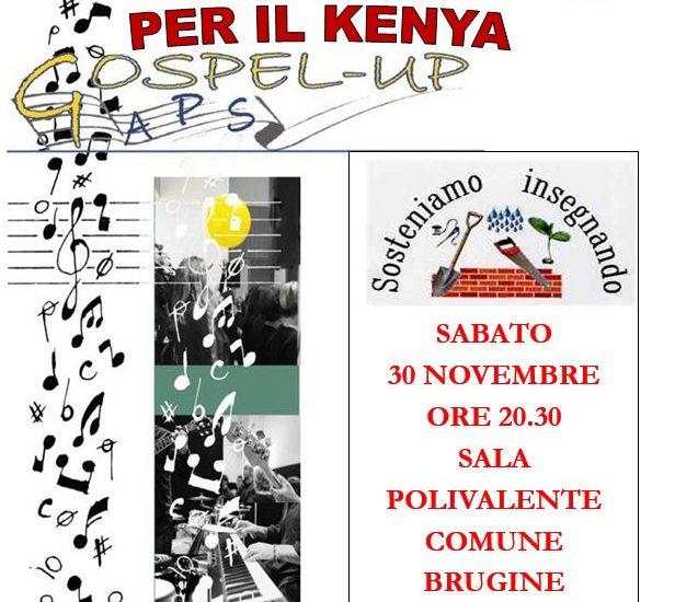 Concerto di Natale per il Kenia 2019